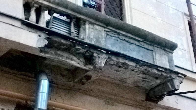 Падающие балконы. москва, капремонт, которого нет - anna_nik.