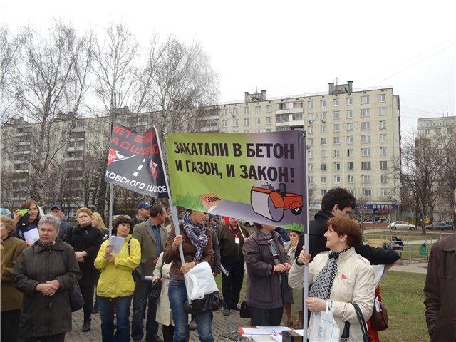 Москвичи митингуют_5