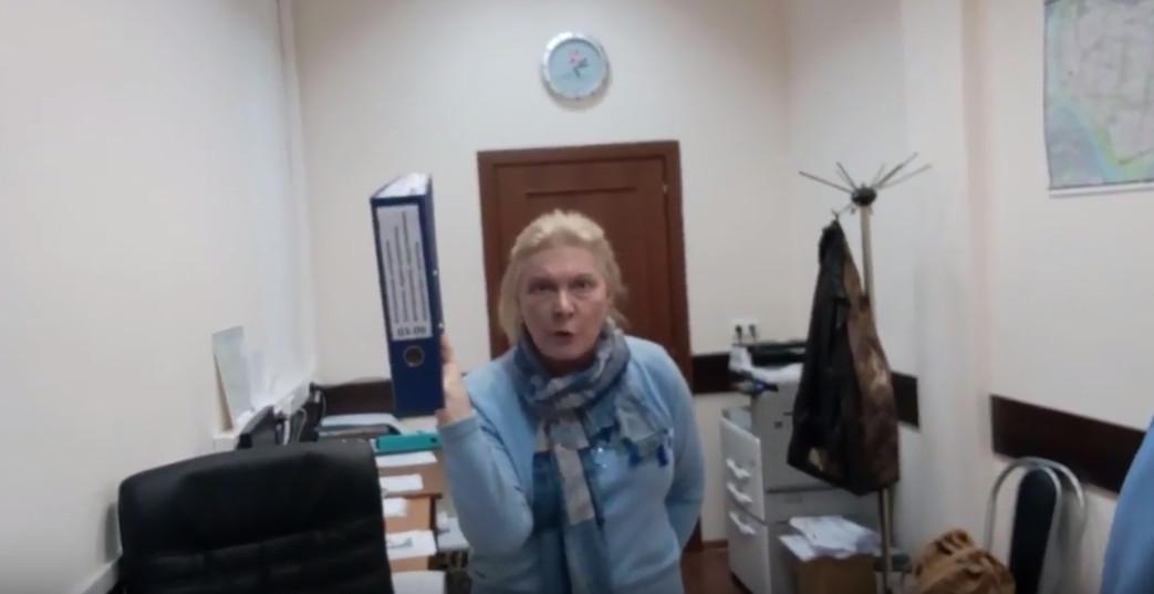Член избирательная комиссия москвы