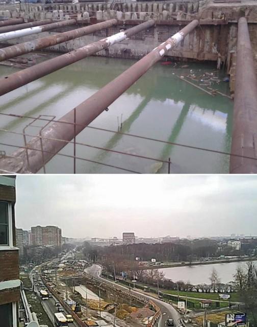 Алабяно-Балтийский тоннель затопило_5