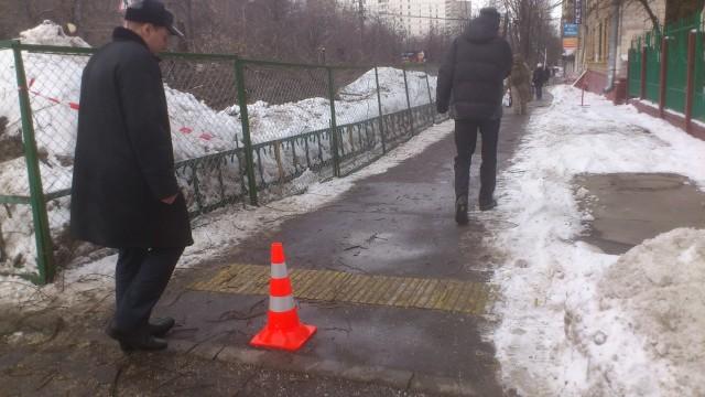 Уничтожение деревьев на ул.Народного ополчения_10