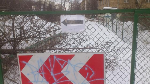Уничтожение деревьев на ул.Народного ополчения_12