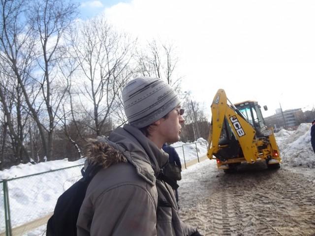 Уничтожение деревьев на ул.Народного ополчения_20