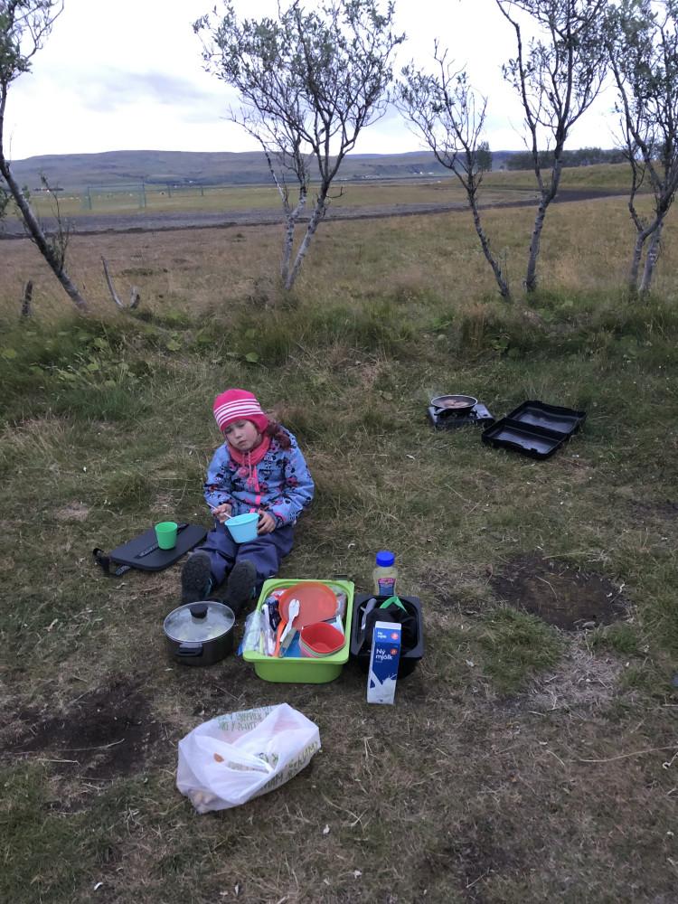 Вокруг Исландии на кемпере с ребенком за 14 дней в августе