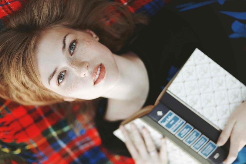 girl-девушка-книга-рыжая-1022249