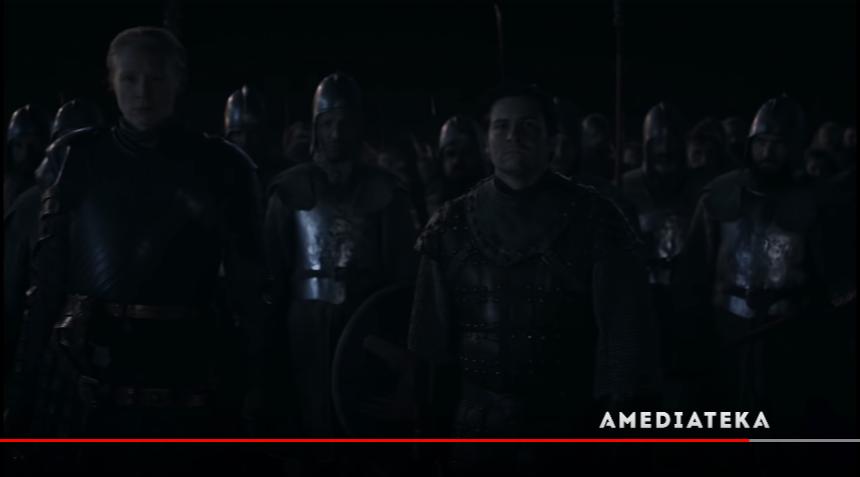 Игра престолов   8 сезон   Официальный трейлер - YouTube (26)