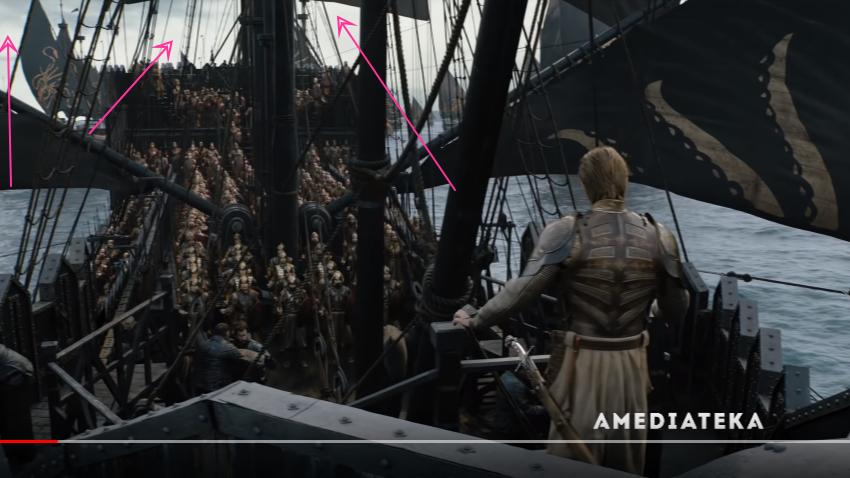 Игра престолов   8 сезон   Официальный трейлер - YouTube (1)