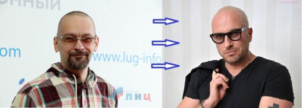 Лёха vs Дима