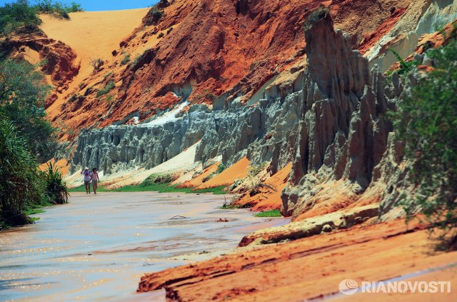 Красная река - -мини