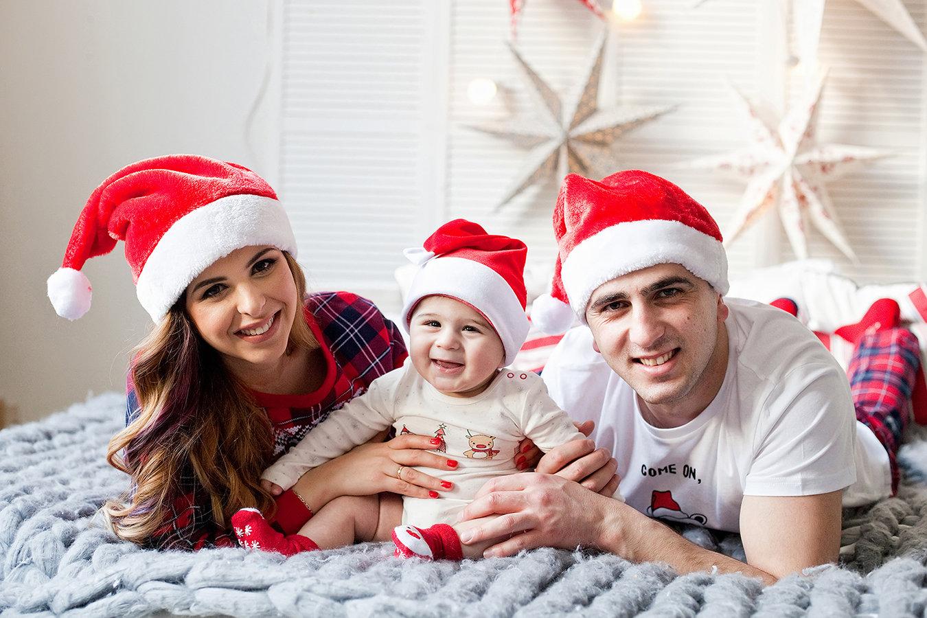 новогодняя фотосессия идеи для семьи фото течение всей жизни