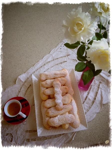 Печенье Дамские пальчики 11