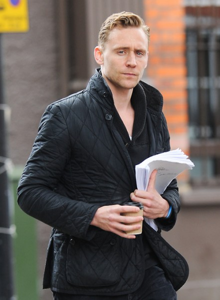 tom hiddleston spotted at a cafe in north london hq oh