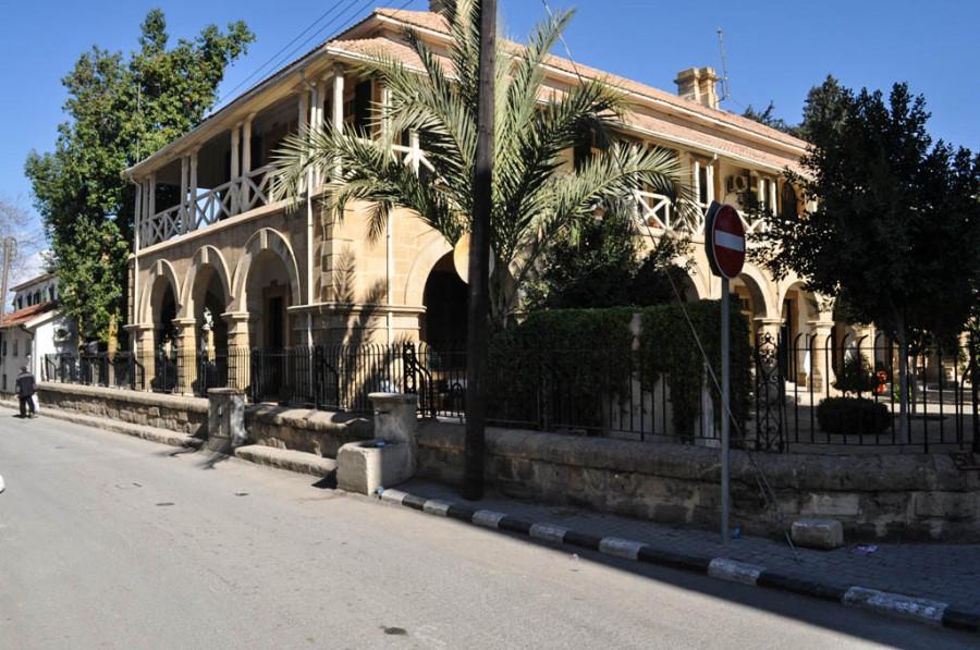 дворца венецианского губернатора