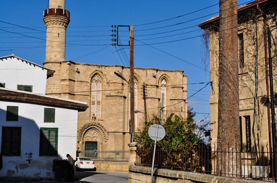 Мечеть Хайдар Паша