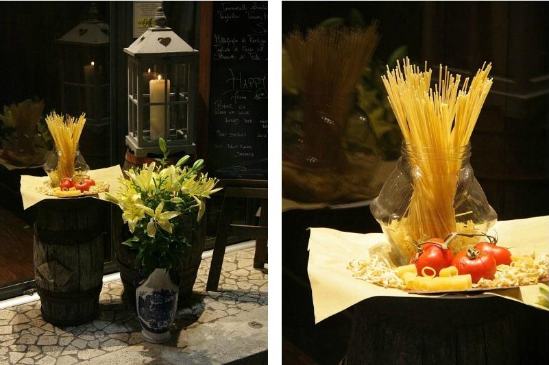 Collage спагетти
