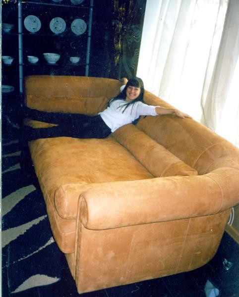 Мой диван!