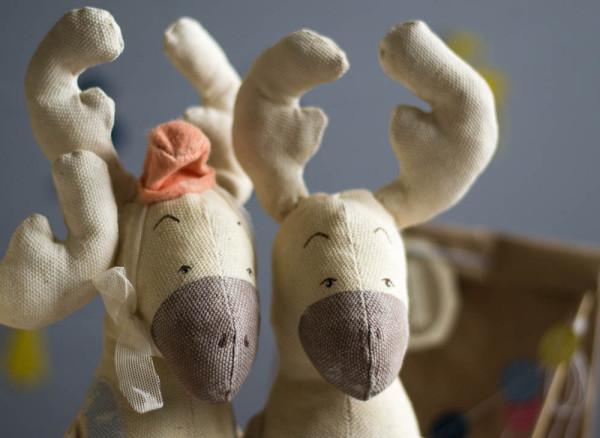 Santa's Deer или Annapavlovna дарит подарки