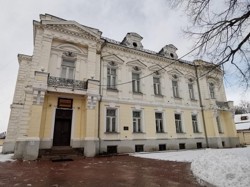 Особняк М.А. Павлова