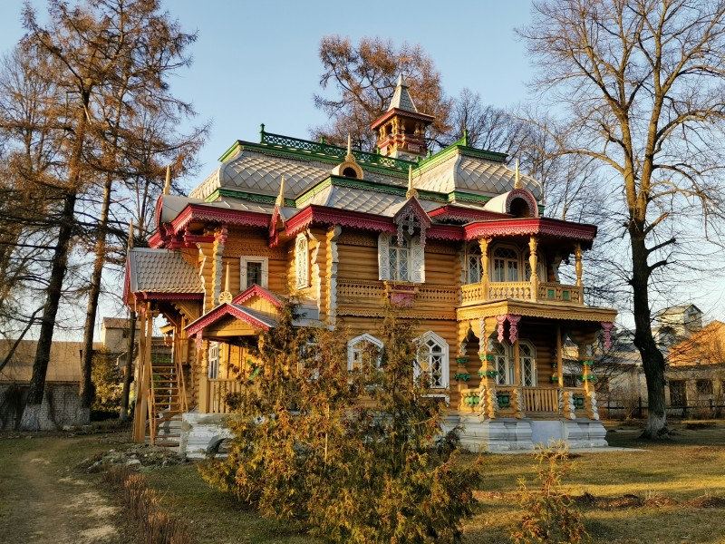 Летняя дача Бугрова в Володарске
