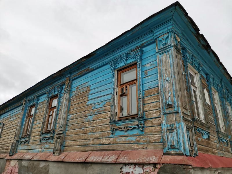 Зарайск Красноармейская улица