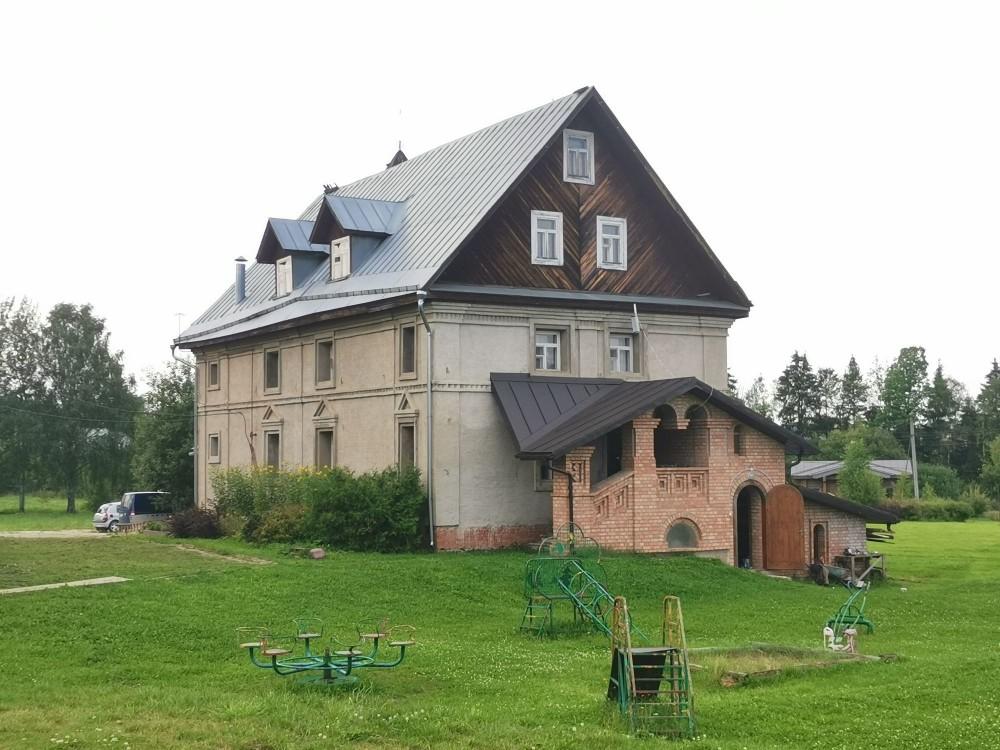 Жилое здание подворья Донского монастыря