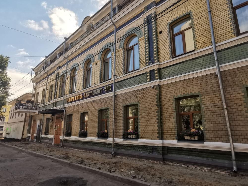 Дом Романова ул. Пушкина 5