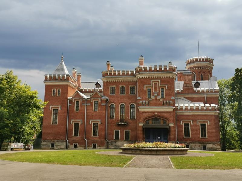 Замок принцессы Ольденбургской Рамонь Воронежская область