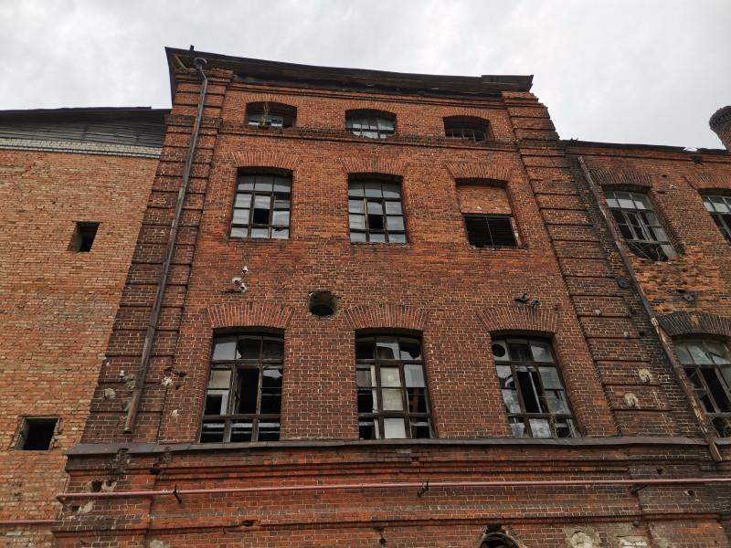 Здания фабрики РОЛЬМА Ростов Великий