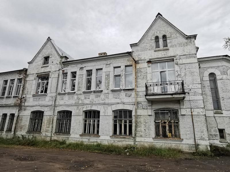 Главное здание конторы фабрики РОЛЬМА
