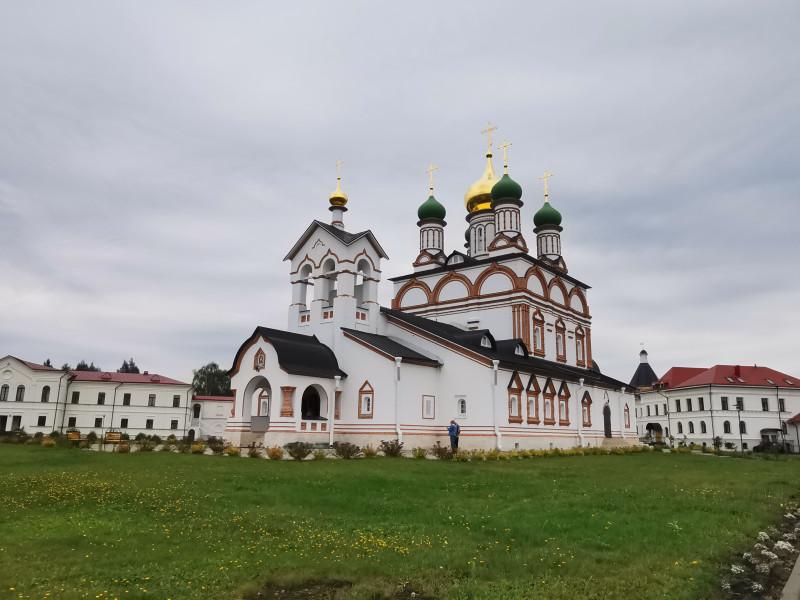 Варницкий монастырь