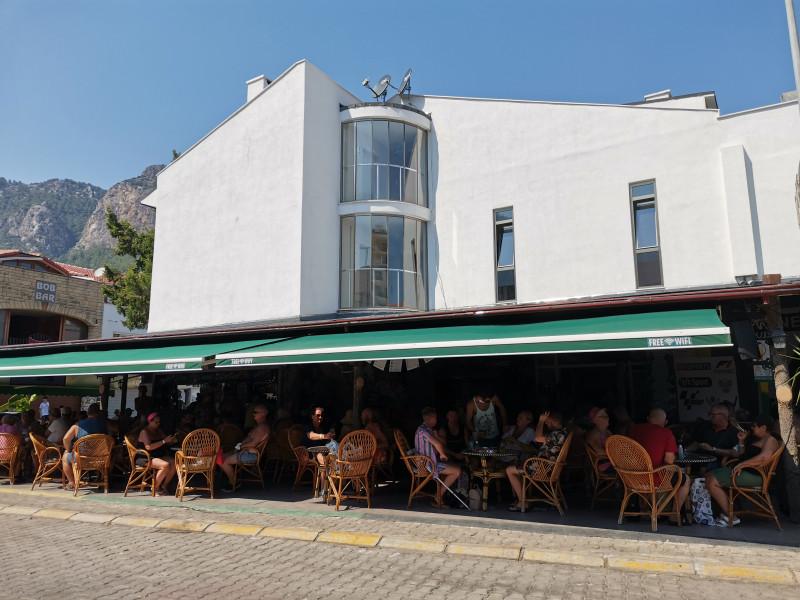 Кафе-паб в Турунче