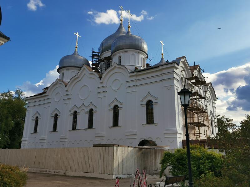 Церковь Сошествия Святого Духа в Спасо-Вифаневском монастыре