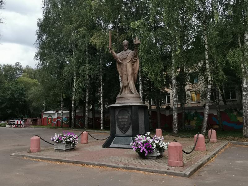 Памятник Создателям ядерного щита России