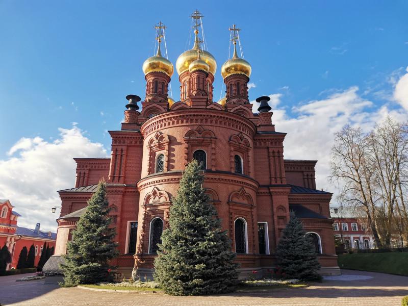Черниговская церковь Сергиев-Посад