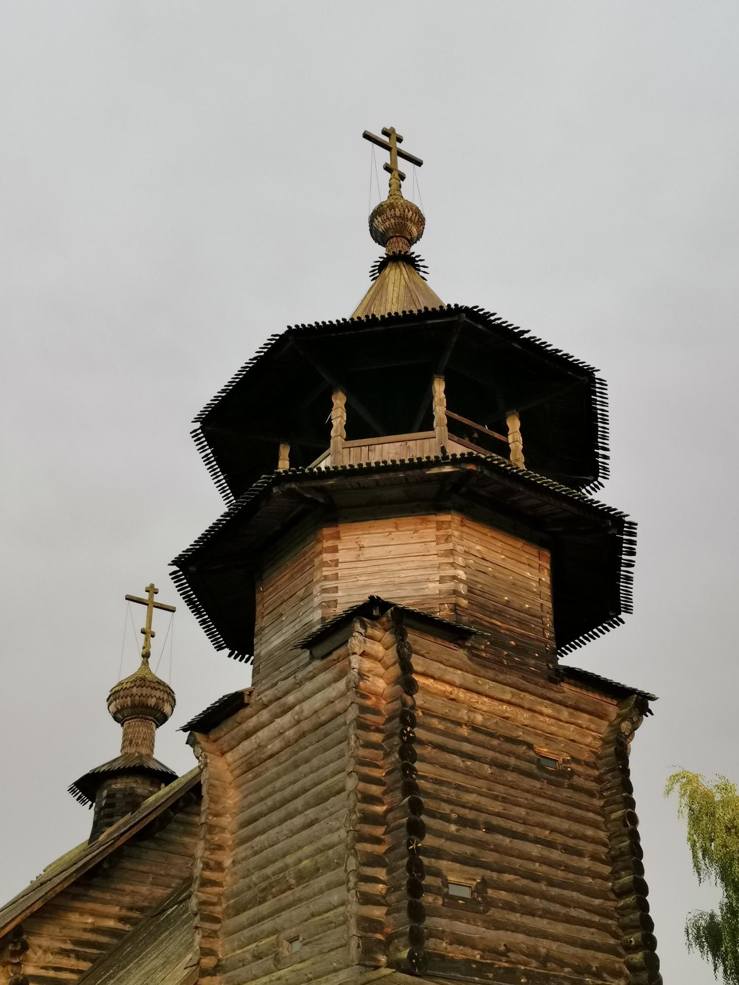 Церковь Благовещения Пресвятой Богородицы в селе Благовещенье
