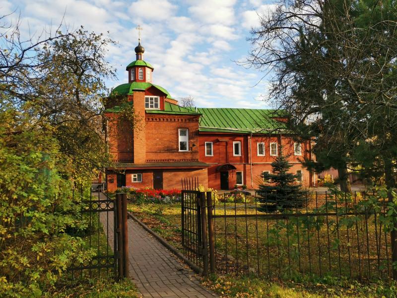 Храм Архангела Михаила в Сергиевом-Посаде