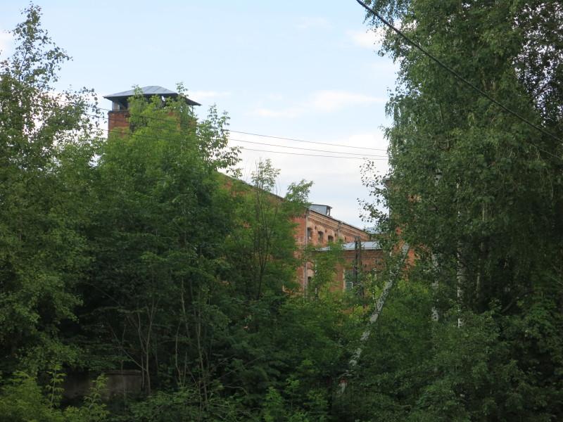 КРАФ бывшая Вознесенская мануфактура
