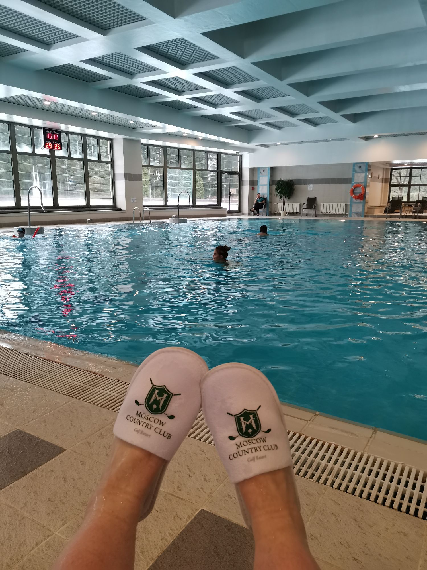Moscow country club спа комплекс