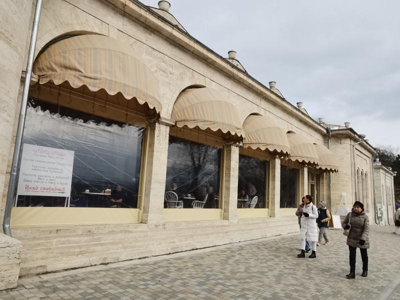 Елизаветинская галерея или Академическая