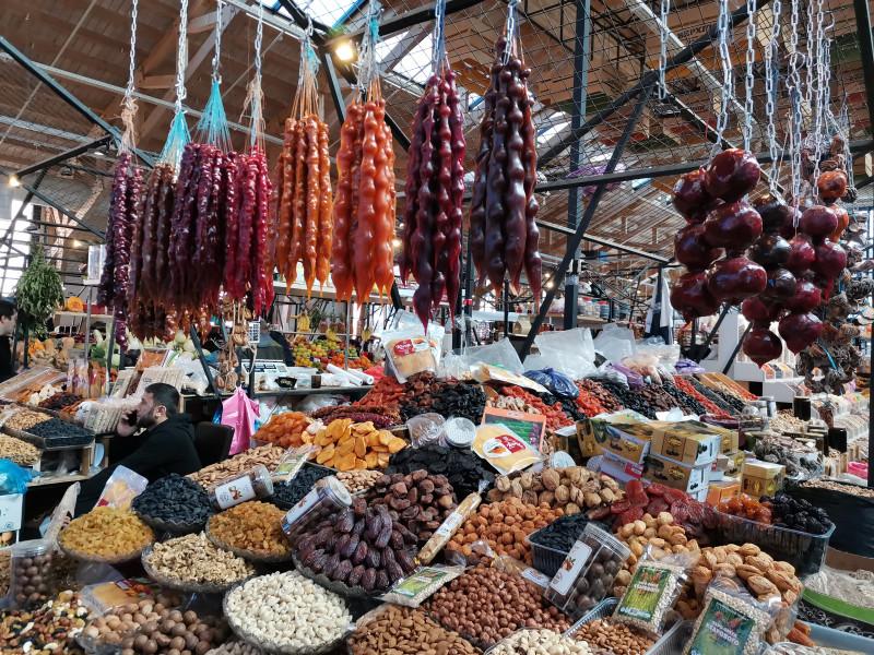 Верхний рынок Пятигорск
