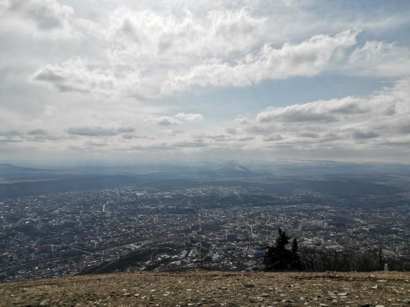 Гора Машук Пятигорск