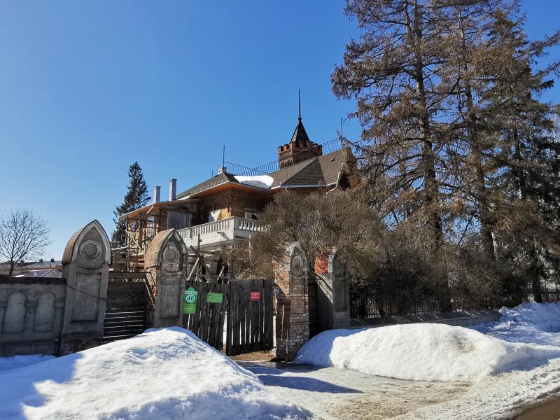 Усадьба фабриканта С.И. Сенькова Вязники