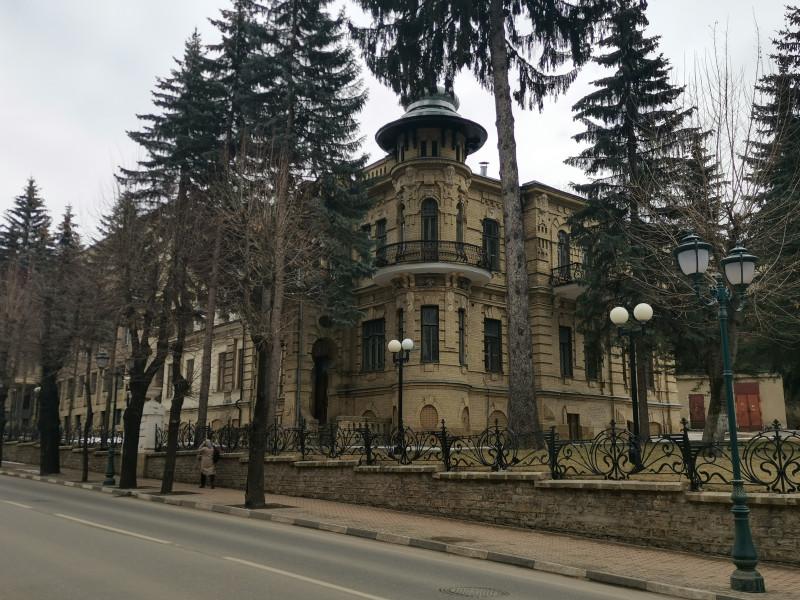 Дача ростовского купца Кундури «Эльбрус»