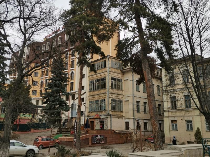 """Доходный дом Очакова """"Люкс"""" Кисловодск"""