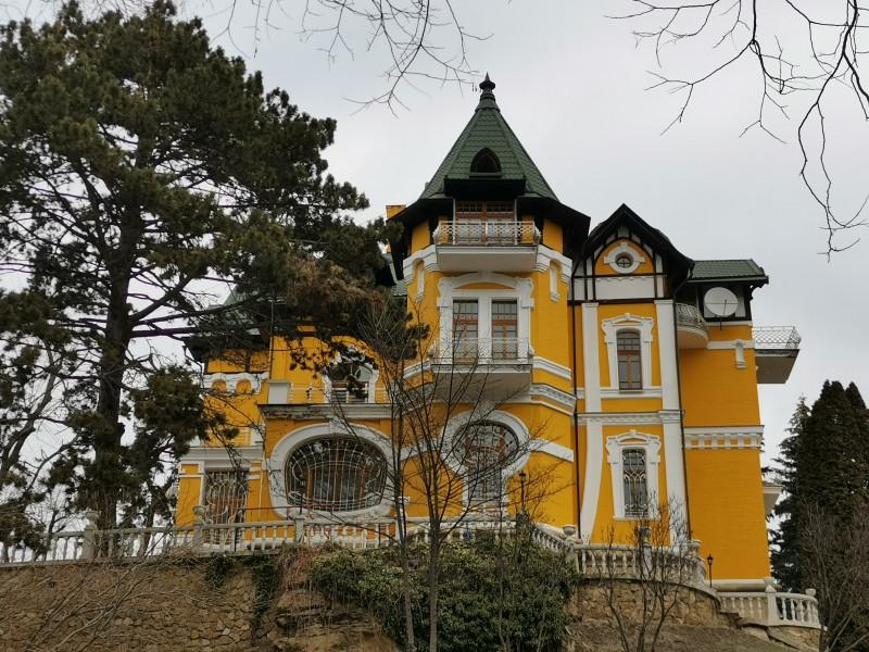 Дача Твалчрелидзе