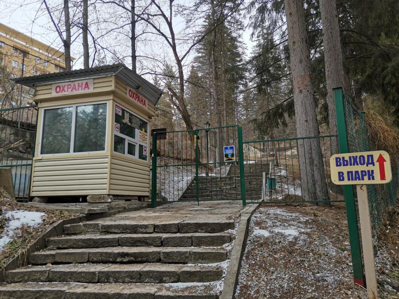 Лестница архитектора Леонидова