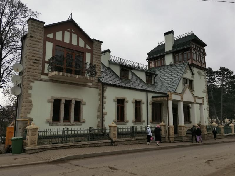 Особняк Ацатурова Кисловодск