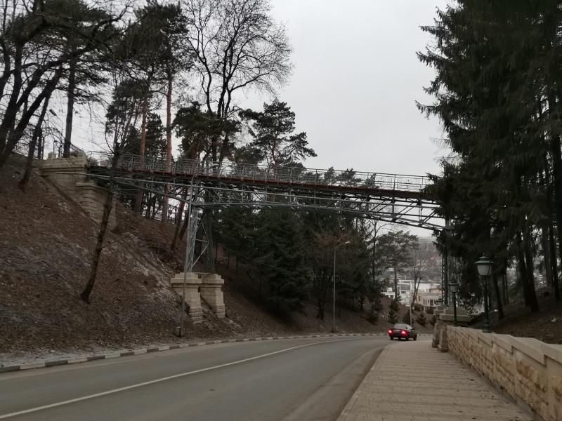 Мост Вздохов Кисловодск