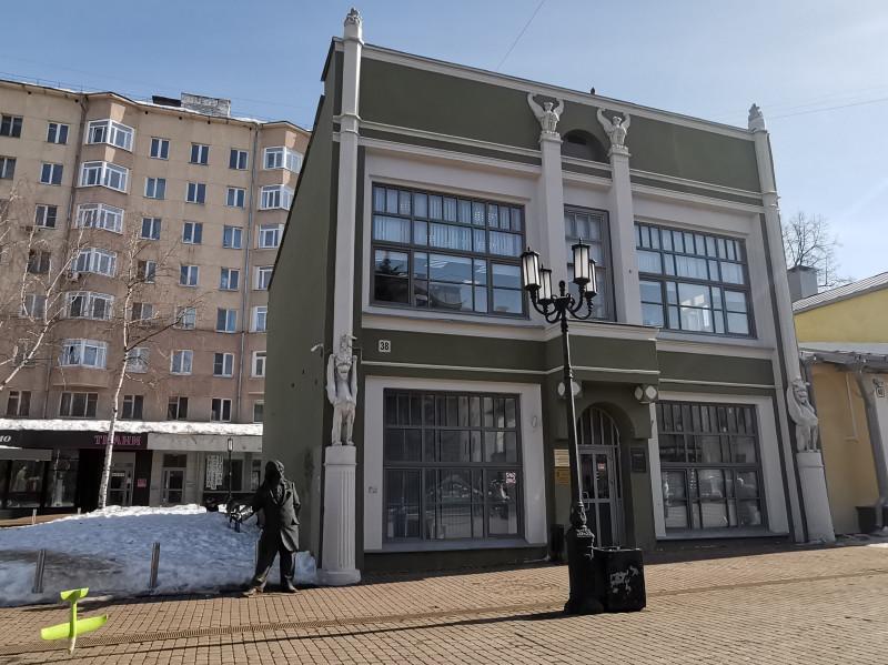 Большая Покровская улица Нижний Новгород