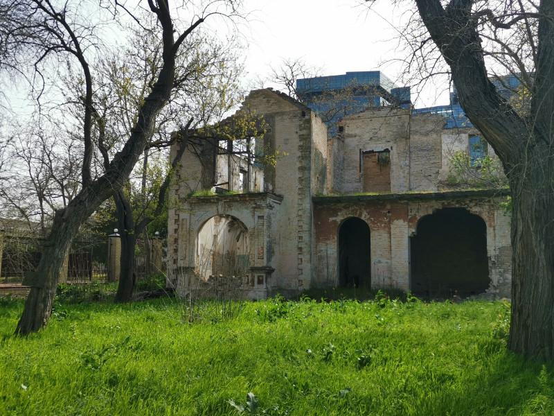 Заброшенная дача вдовы генерала Крюкова Анапа